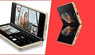 Fiyatıyla Yok Artık Dedirten Tasarımıyla ise Göz Dolduran Samsung'un Katlanabilir Telefonu Yeni W21 5G Tanıtıldı