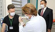 Yerli Kovid-19 Aşısının İnsan Deneyleri Başladı, İlk Doz Uygulandı