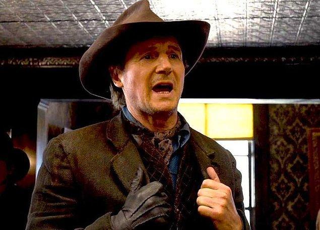 6. Liam Neeson, 'Yeni Başlayanlar İçin Vahşi Batı' filminde oynamayı Family Guy'daki bir bölümde kendisiyle dalga geçildiği için kabul etmiştir.