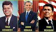 Tarihin Akışını Değiştirerek Çok Büyük Değişimlere Sebep Olan ABD Başkanlık Seçimleri