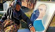 120 Yaşındaki Fatma Nine, Atatürk ile Arasında Geçen Diyaloğu Anlattı