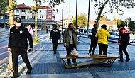 Isparta'da Sokakta Sigara İçmek Yasaklandı