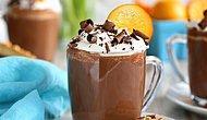 Portakallı Sıcak Çikolata Tarifi: Mis Gibi Kokusuyla Mest Edecek Portakallı Sıcak Çikolata Nasıl Yapılır?