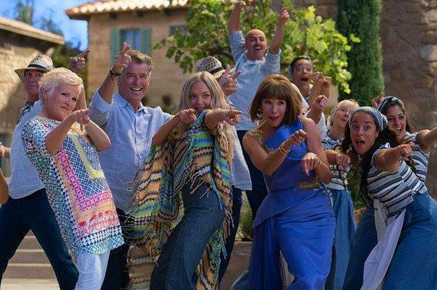 32. Mamma Mia! Here We Go Again (2018)
