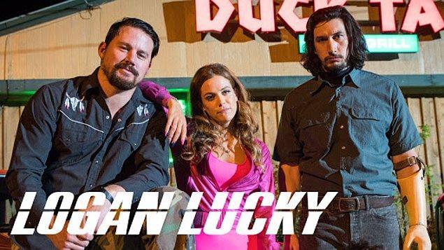 12. Logan Lucky (2017)