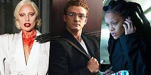 Müzisyen Yönünün Yanında Oyunculuğuyla da Sevenlerini Mest Eden 10 Şarkıcı