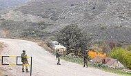Dağlık Karabağ'a Gelen Rus Barış Güçleri İlk Kez Görüntülendi