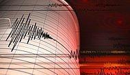 Kuşadası Körfezi'nde 4,8 büyüklüğünde deprem! İşte Son Depremler Listesi...
