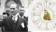 Can Aydoğmuş Yazio: Atatürk ve Hz. Mevlana'nın Astroloji Haritaları