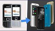 Tam 14 Yıl Sonra Karşımıza Çıkacak Olan Nokia Yeni Tasarımıyla Geri Dönüyor! İşte Nokia 6300 4G ve 8000 4G'nin Özellikleri ve Fiyatı
