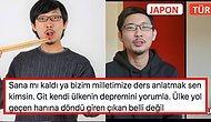 Türkiye'de Yaşayan Japon YouTuber'ın Deprem ve Tsunamiyle İlgili Yaptığı Paylaşımlara Türklerden Gelen Utandıran Yorumlar