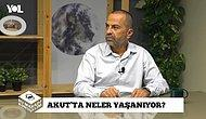 Nasuh Mahruki, Cumhurbaşkanlığı'ndan Gelen Telefon ile İstifaya Zorlandığı Günleri Anlattı: 'Biz Artık Düğmeye Basıyoruz, Nasuh'u Alacağız AKUT'un Başından'