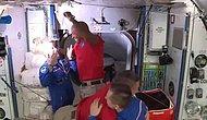 Bu Görüntüler Uzaydan Geldi! SpaceX, 4 Astronotu Başarıyla Uzay İstasyonuna Götürdü