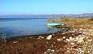 Sapanca Gölü'nde Su Seviyesi Kritik Noktaya Doğru Düşüyor