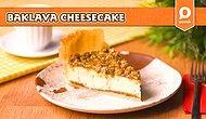 Baklava Tadında Cheesecake Tarifimiz Aklınızı Başınızdan Alacak! Baklava Cheesecake Nasıl Yapılır?
