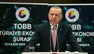 Erdoğan: 'Yüksek Faize Yatırımcımızı Ezdirmememiz Lazım'