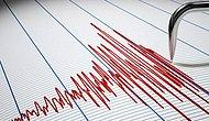 En Son Nerede Deprem Oldu? 19 Kasım Son Depremler Listesi...