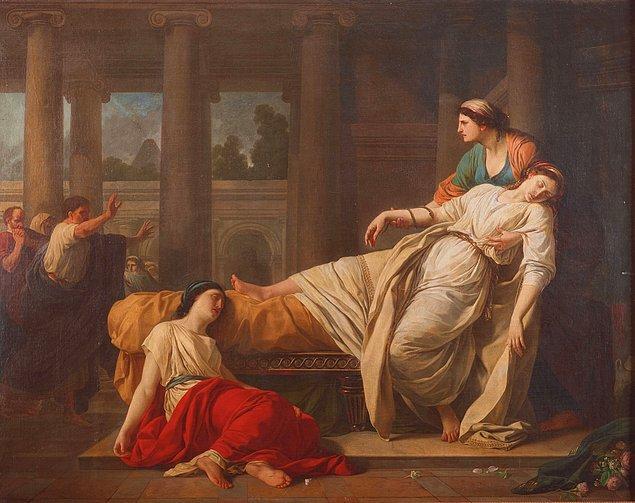 6. Kleopatra ve Mark Anthony