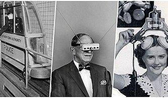 Adeta Başka Bir Gezegendenmiş Gibi Gözüken Birbirinden Şaşırtıcı 27 Eski Teknolojik Ürün