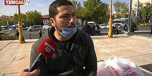 Doktora Yapan Genç İsyan Etti: '24 Sene Okudum, Doktora Yapıyorum, Akşama Kadar Kabak Çekirdeği Satıyorum'