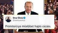 Cumhurbaşkanı Erdoğan Bir Kez Daha Prompter Cihazının Azizliğine Uğradı: 'Şunu...'