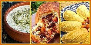 Kardeş Ülkemiz Azerbaycan'a Ait Birbirinden Lezzetli 6 Yöresel Yemek ve Tarifleri
