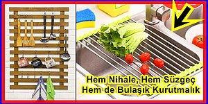 Nokta Atışlarla Küçük Mutfaklarda Büyük Fark Yaratacak 19 Öneri