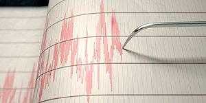 En Son Nerede Deprem Oldu? 23 Kasım Son Depremler Listesi...