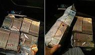 Neredeyse 3 Milyon Lira... Taksici, Aracında Unutulan 300 Bin Euro'yu Sahibine Teslim Etti