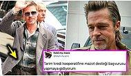 Erkek Irkının Medarıiftiharı Brad Pitt Başkası Giyse Yüzüne Bakmayacağımız Kıyafetlerle Karşımıza Çıkınca Goygoycuların Diline Düştü