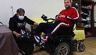 Kaza Sonrası Felç Oldu, Eşi Terk Etti; Sporla Hayata Tutundu