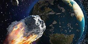 NASA Duyurdu: Gökdelen Büyüklüğünde Asteroit Dünyaya Doğru Geliyor