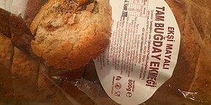 Ekmeğin İçinden Çıkan Sigara İzmariti Sosyal Medyanın Gündeminde