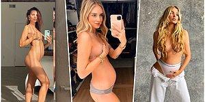 Hamilelikleri Süresince Verdikleri Çırılçıplak Pozlarla Uzun Bir Süre Gündemden Düşmeyen Dünyaca Ünlü 19 İsim