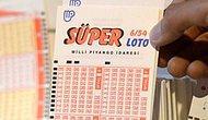 Süper Loto Sonuçları Açıklandı! Süper Loto Sonuçları Sorgulama Sayfası...