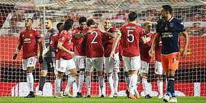Başakşehir, İngiltere'de Kayıp! Manchester United, Temsilcimizi 4 Golle Devirdi