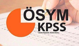 KPSS Önlisans Sınav Sonuçları İçin ÖSYM Tarih Verdi! İşte KPSS Sonuç Sayfası