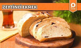 Kahvaltı Sofralarımız Olmazsa Olmazı Ekmek Tarifimizi Bu Sefer Bol Zeytinli Yaptık! Zeytinli Ekmek Nasıl Yapılır?