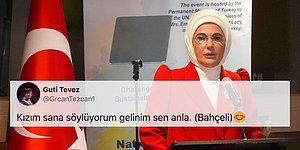 Emine Erdoğan 'Mafya Babaları Rol Model Olmasın' Dedi, Sosyal Medya Çakıcı'yı Hatırlattı