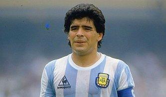 Futbol Tarihinin En İyisiydi: Diego Armando Maradona Hayatını Kaybetti