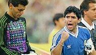 Hasta Bir Çocuk İçin Dayanışma Maçı İsteği Napoli ve FIFA'dan Reddedilince Mahallede Dayanışma Maçı Yapan Maradona