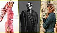 Mülteci Kampında Doğup Dünyaca Ünlü Defilelerde Podyuma Çıkan Dünyanın İlk Tesettürlü Mankeni Halima Aden Kimdir ?