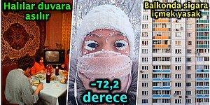 Dünya'da Sadece Rusya'da Görebileceğiniz Onlar İçin Normal Ama Bizim İçin Anormal Olan 22 Şey