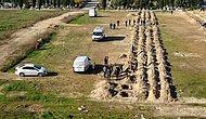 Bursa'da Günlük Ortalama Ölüm Sayısı 2 Kat Arttı: Yeni Mezar Yerleri Kazılmaya Başlandı
