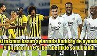 Derbide 352. Randevu! Fenerbahçe ve Beşiktaş'ın Lig Tarihindeki Mücadelesi ve İstatistikleri
