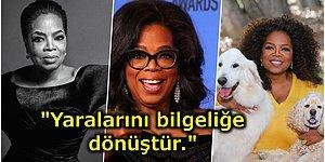 Dünyadaki En Güçlü Kadınlardan Biri Olan Oprah Winfrey'den Can Kulağıyla Dinlenmesi Gereken Başarı Dersleri