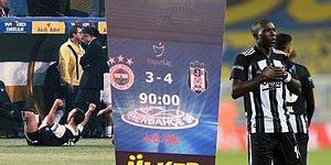 15 Yıl Sonra Tarih Tekerrür Etti! Beşiktaş'ın 10 Kişiyle Kadıköy'de Kazandığı Maçta Yaşananlar ve Tepkiler