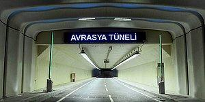 Avrasya Tüneli'n 1 Şubat'ta Zam Yapılacak: Yüzde 26'lık Artış Bekleniyor