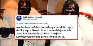 Aldığı Binlerce Liralık Kürkler Eleştirilince ÇYDD'ye Bağışlayacağını Söyleyen Bülent Ersoy'a ÇYDD'den Cevap Gecikmedi