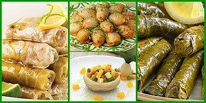 Zeytinyağlı Yiyemem Diyenler Bir Kere Daha Düşünsün! Hem Az Kalorili Hem Hafif 7 Yemek Tarifi